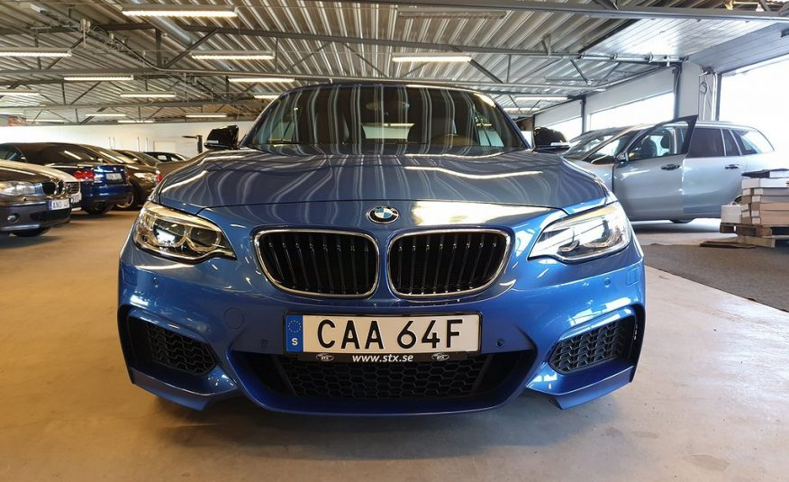 BMW M240 i Cab Steptronic Euro 6 340hk
