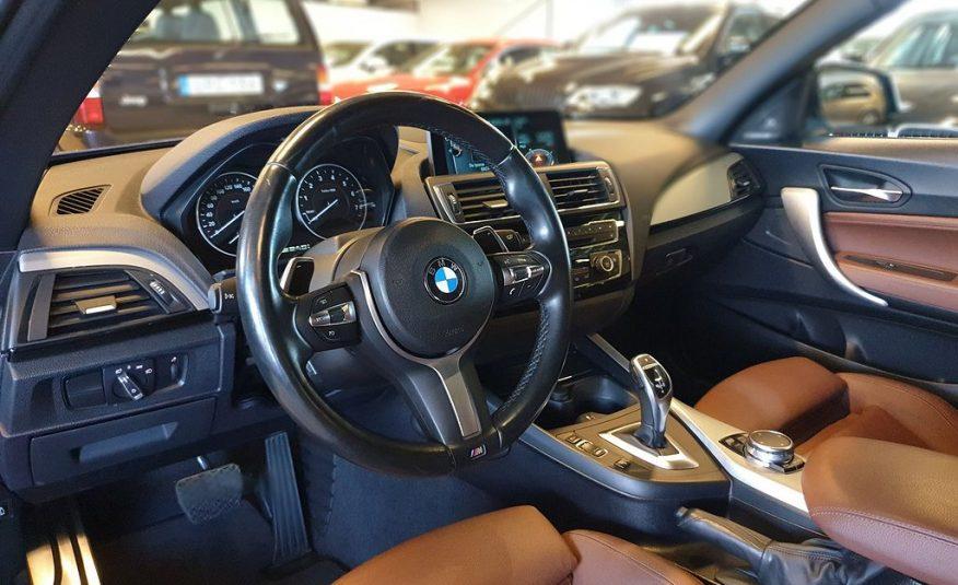 BMW M240 i Cab Steptronic Euro 6 340hk