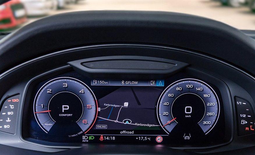 Audi Q8 50 TDI S-Line B&O Matrix Navi Värmare Drag 286hk