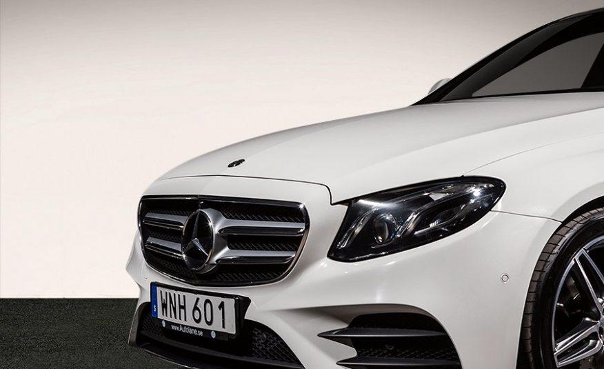 Mercedes-Benz E 220 d AMG Panorama 9G-Tronic Euro 6 194hk