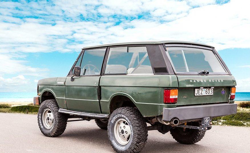 Land Rover Range Rover 3-dörrar 3.5 V8 4×4 132hk Suffic D